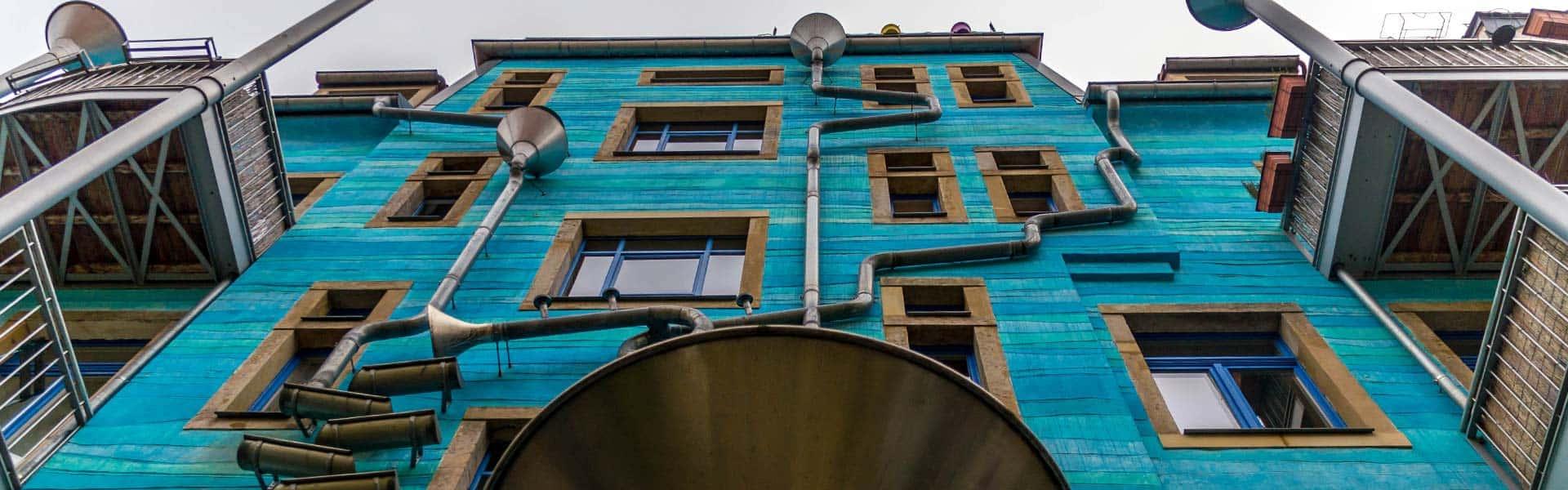Außergewöhnliche Kunst erleben: Die Kunsthofpassage in Dresden