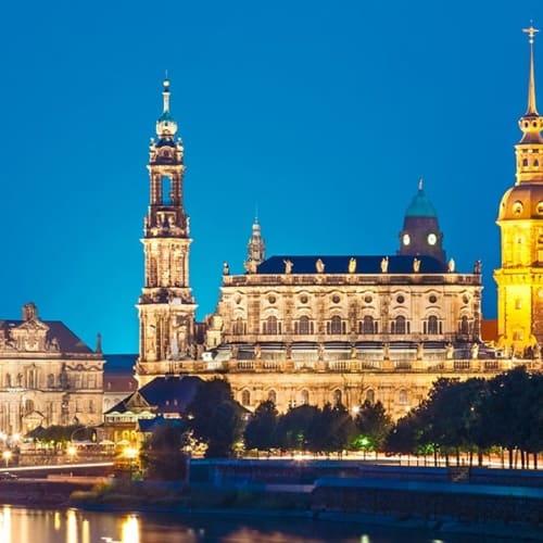 Sakral phänomenal: Besuchen Sie die Frauenkirche Dresden.