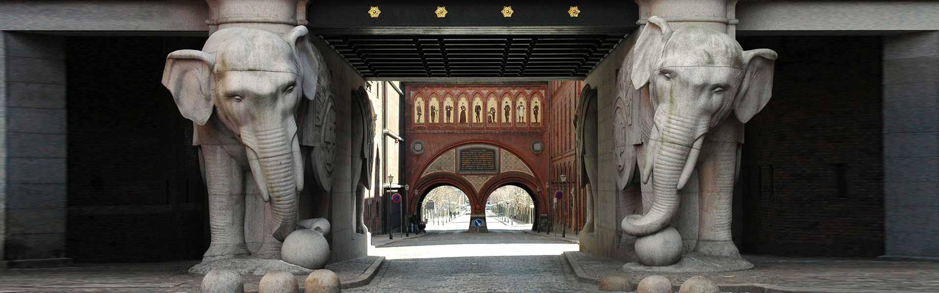 Außergewöhnlich und einzigartig: Das Carlsberg Visitor Center in Kopenhagen, Dänemark
