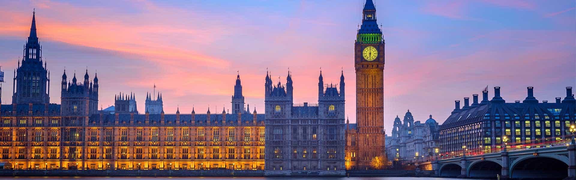 Diesen Glockenschlag kennt jeder: Lauschen Sie den eindrucksvollen Klängen des Big Ben in London, England