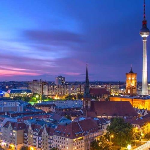 Sie wollen hoch hinaus? Besuchen Sie den Alex – den Berliner Fernsehturm