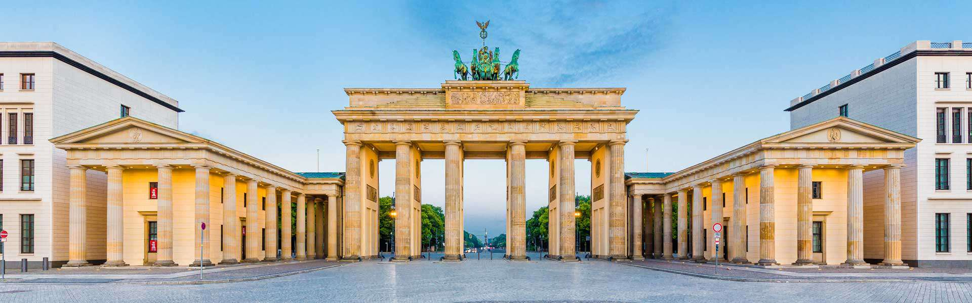Ein geschichtsträchtiger Ort: Berlin Brandenburger Tor