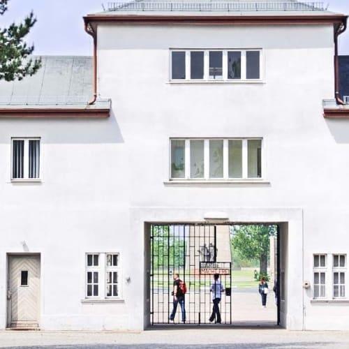Mahnen, um nicht zu vergessen: das ehemalige Konzentrationslager Sachsenhausen in Berlin
