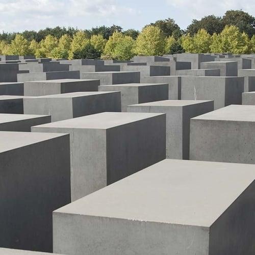 Mahnen, um nicht zu vergessen: Das Holocaust-Mahnmal in Berlin
