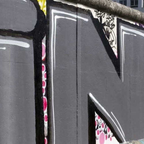 Deutsch-Deutsche Geschichte, hautnah: Die Berliner Mauer (1961-1989)