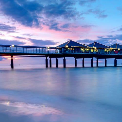 Eine traumhafte Kulisse! Traumstrände auf Rügen an der Ostsee