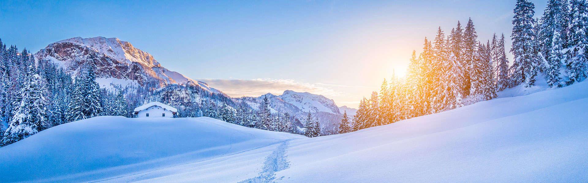 Aktiv durch den Winter! Die beliebtesten Skiregionen in Deutschland