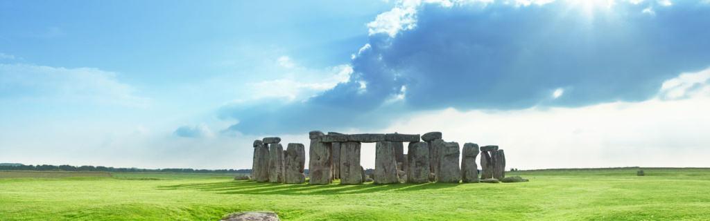 Erleben Sie ein UNESCO-Weltkulturerbe hautnah! Sehenswürdigkeiten Wiltshire Stonehenge in England