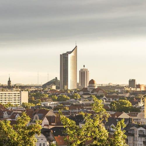 Freuen Sie sich auf Leipzig - Die Buchmessestadt und Tourismussmagnet