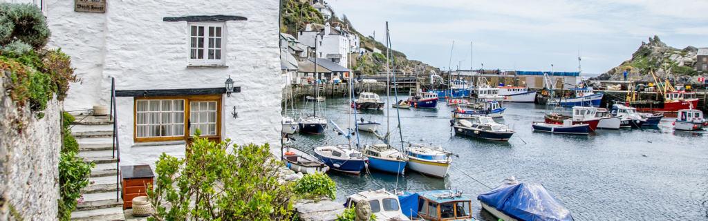 Einzigartiger Flair! Die Küstenregion Devon und Cornwall in Südengland