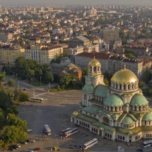 Aleksander Newski Kathedrale in Sofia