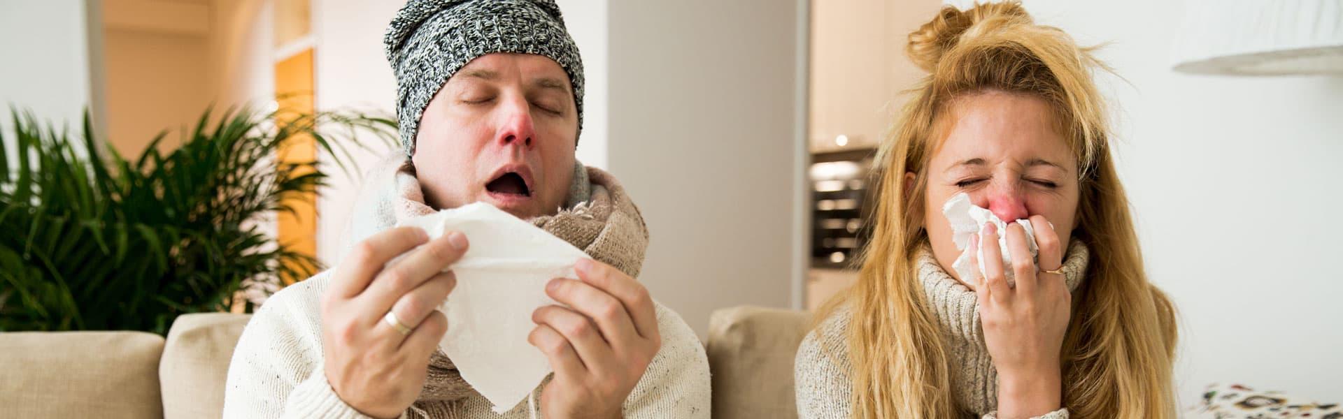 Erkältung und Schnupfen – Was tun?
