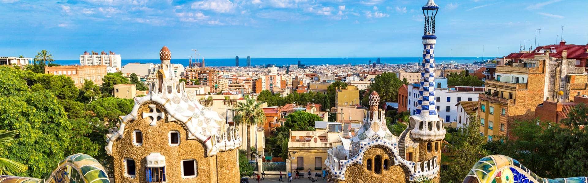 Gaudís Hommage an die Natur: Park Güell in Barcelona