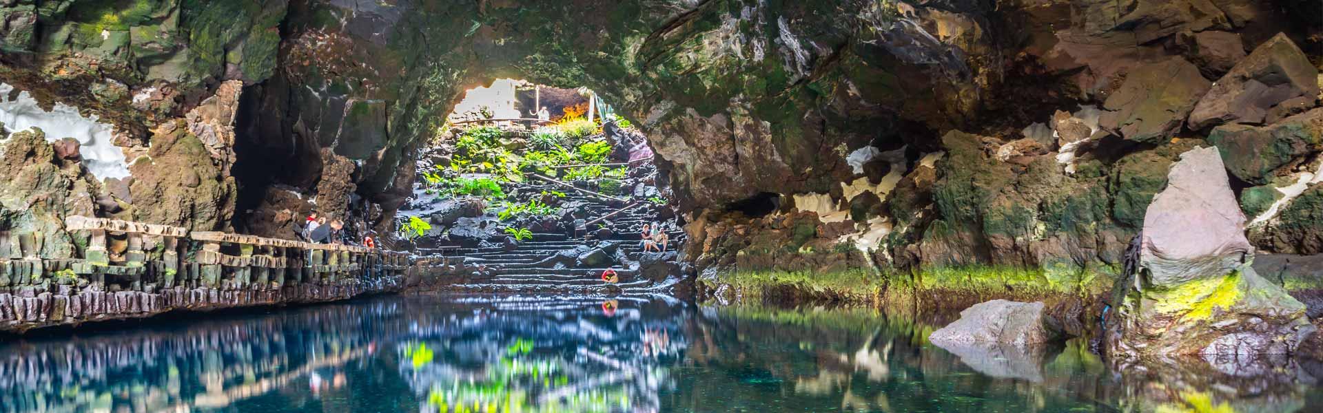 Atemberaubend schön: Erleben Sie Jameos del Agua auf der Kanareninsel Lanzarote