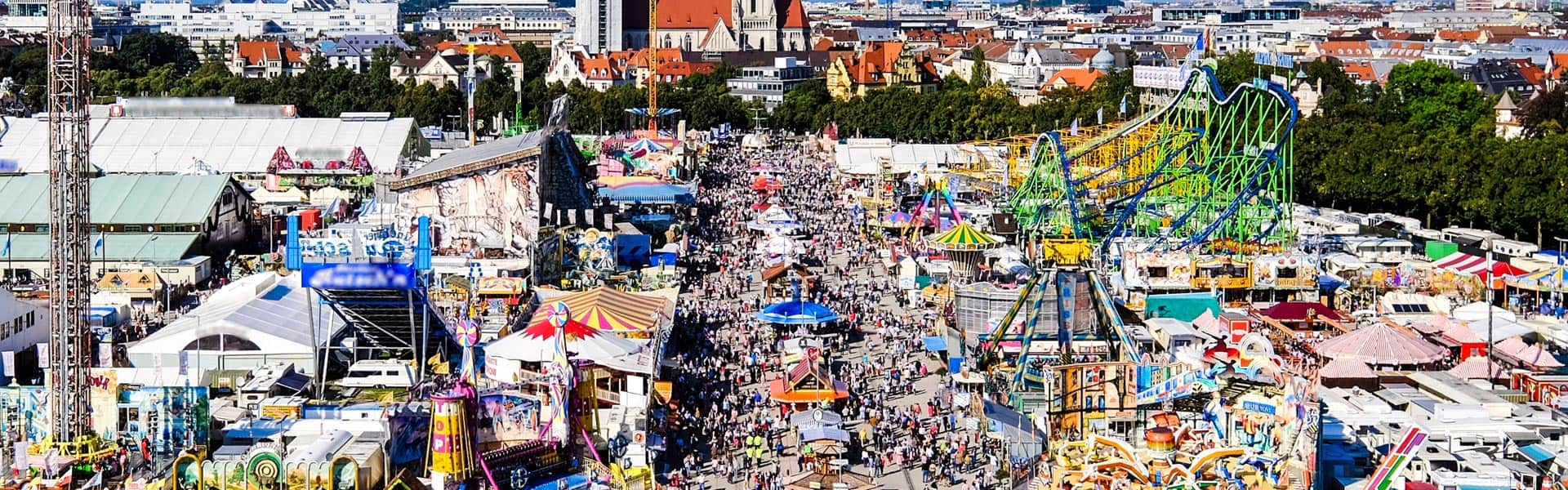 Bummeln, schlendern, feiern: das Oktoberfest München ist immer ein Hit!