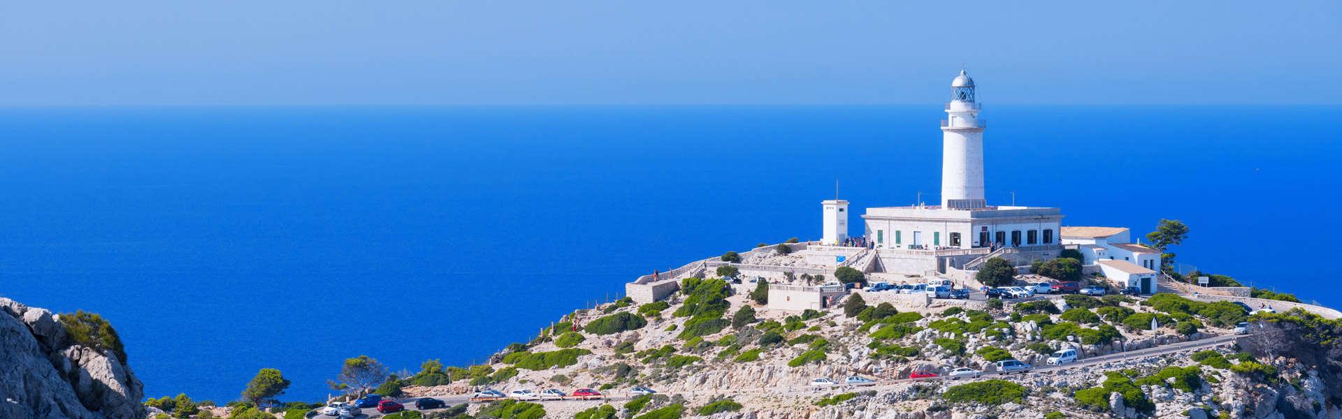 Traumhaft schön und immer einen Ausflug wert: Cap Formentor auf Mallorca mit dem berühmten Leutturm