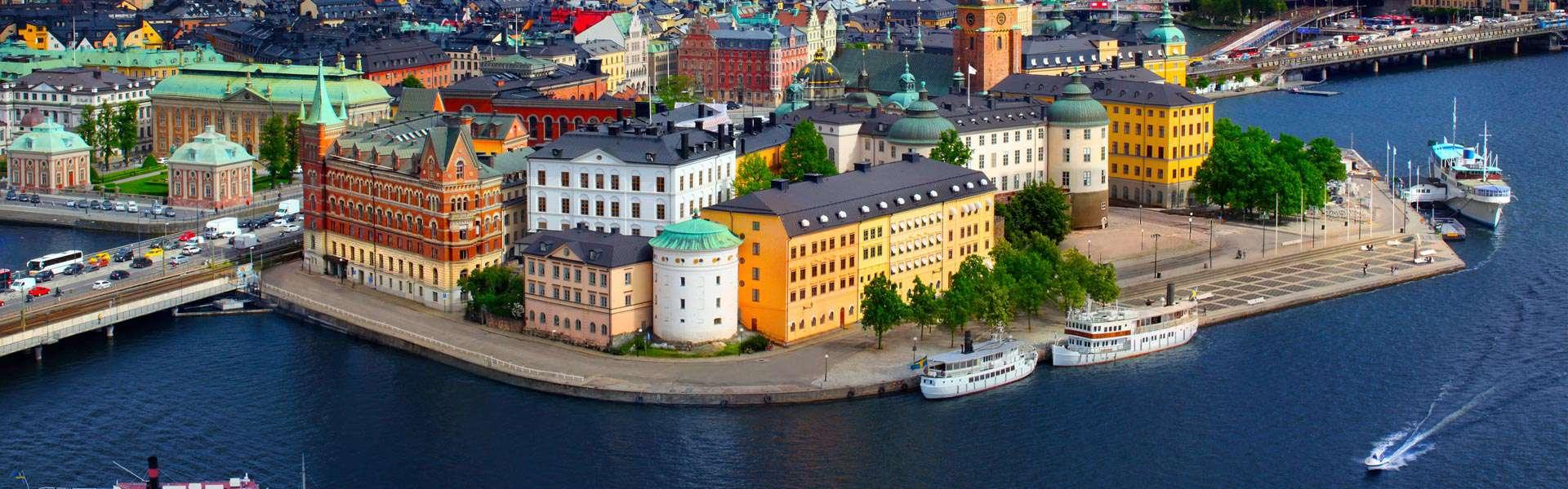 Moderne Kunst, interessant inszeniert. Das Moderna Museet in Stockholm