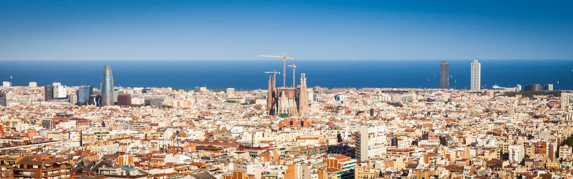 Heilige Stätte: die Sagrada Familia in Barcelona
