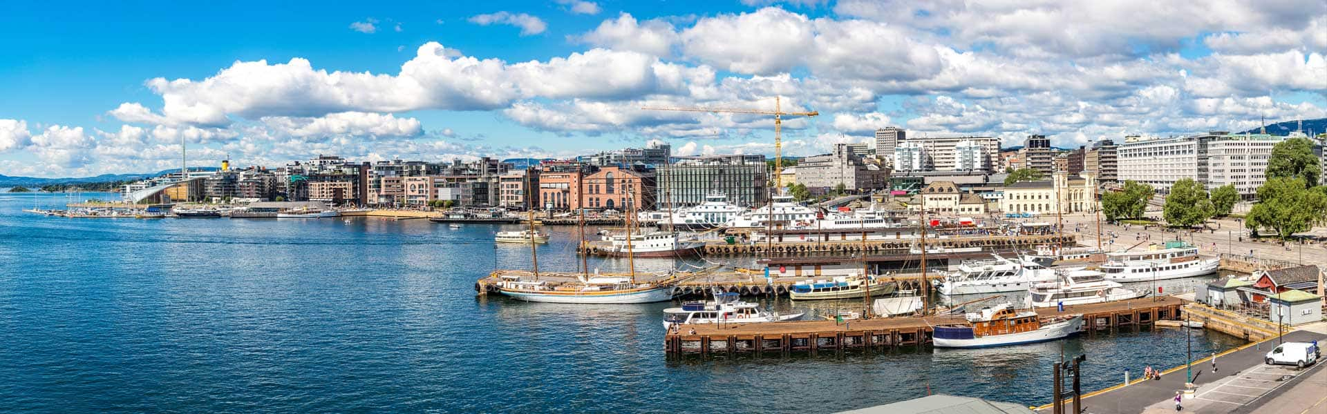 Kommen Sie nach Vinterbro! Besuchen Sie den Freizeitpark TusenFryd nahe Oslo