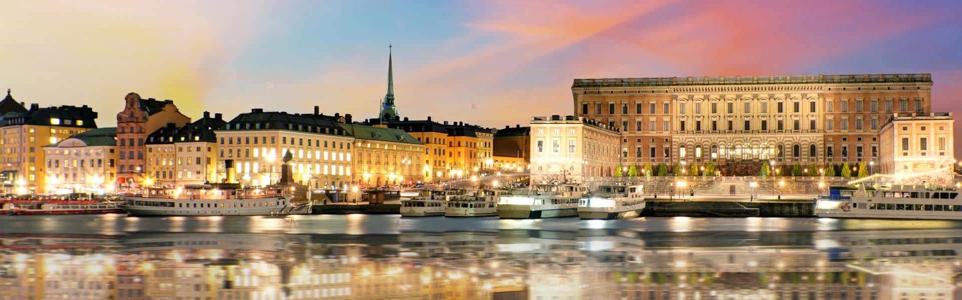Königshaus Schweden: Besuchen Sie das Königshaus in Schweden