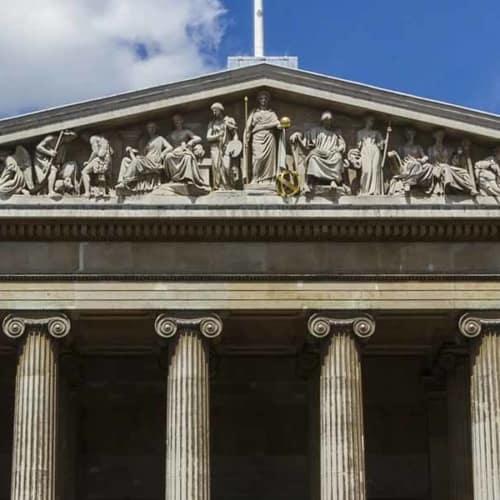 Britische Geschichte hautnah: das British Museum