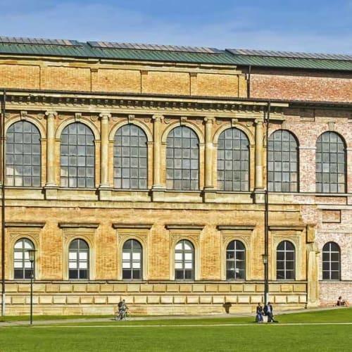Geschichte und Kunst erleben und staunen: die Alte Pinakothek