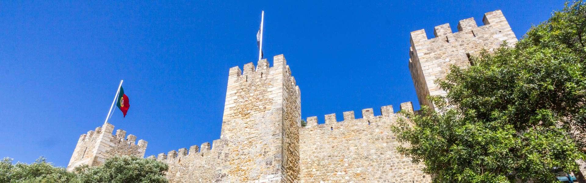 Geschichte erleben: Besuchen Sie das Castelo de Sao Jorge in Lissabon