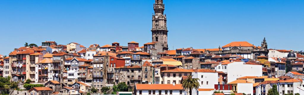 Überragend schön: Besuchen sie den Porto Torre dos Clérigos