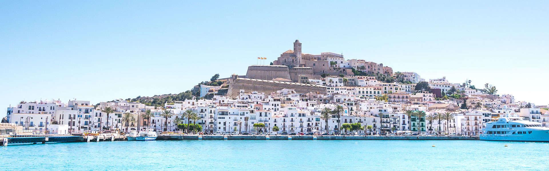 Erleben Sie Ibiza Stadt - Die größte Stadt auf der Insel