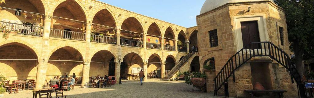 Immer eine Reise wert! Nikosia Hauptstadt von Zypern