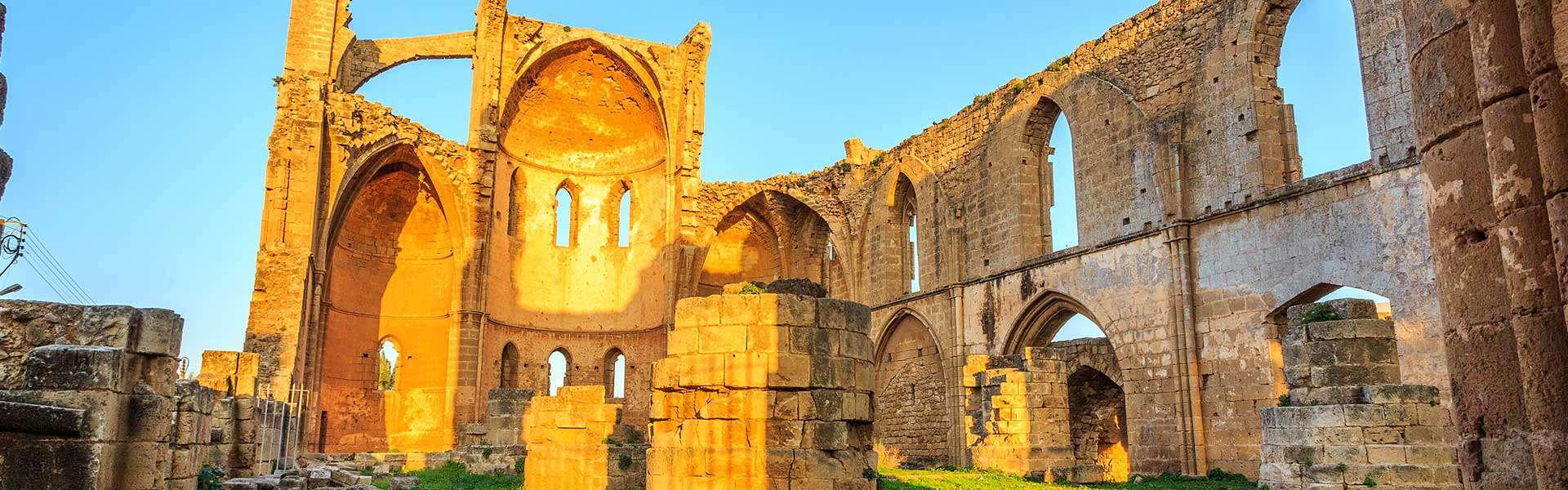Famagusta - Sehenswürdigkeiten in der historischen Stadt
