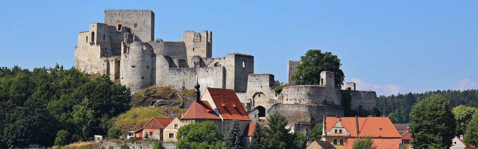 Burg Rabi - Ein kulturelles Highlight! Tschechische Sehenswürdigkeit
