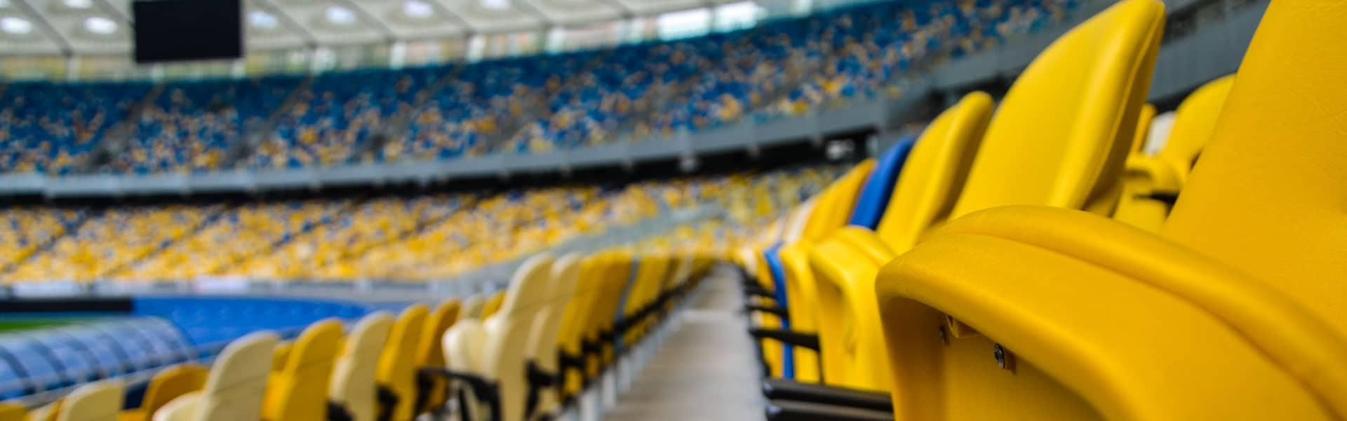 Fußball EM - Austragungsorte in der Ukraine