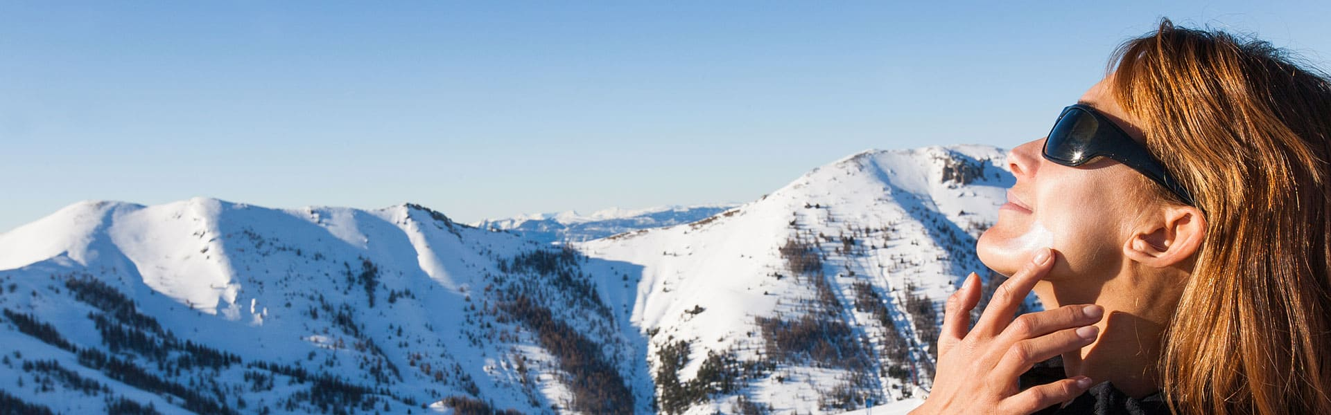 Checkliste Skiurlaub - Effektiver Sonnenschutz