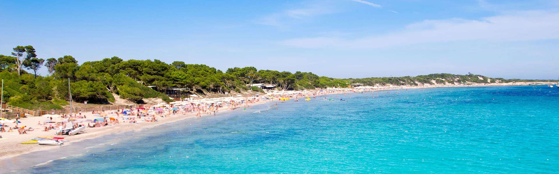 Freuen Sie sich auf Traumstrände! Ses Salines - Touristenmagnet im Ibiza Urlaub