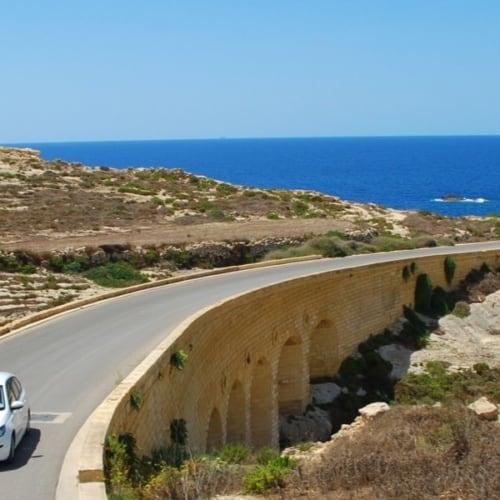 Malta Rundreise - Mit dem Auto das Land Malta erkunden