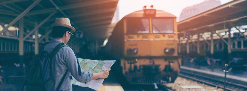 Erleben Sie mit Interrail ganz Europa mit dem Zug!