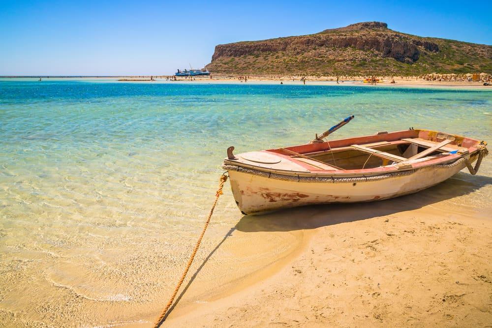 Die schönsten Strände auf West Kreta